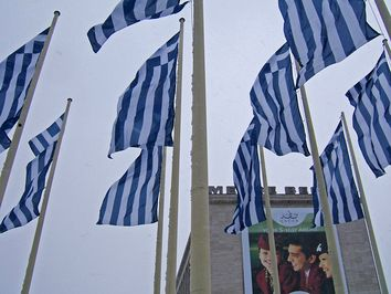 Griechenland war 2006 das offizielle Partnerland der ITB