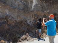 Am südlichen Strand von Vathy gibt es am Alymra-Strand ein interessantes vulkanisches Bimsvorkommen.