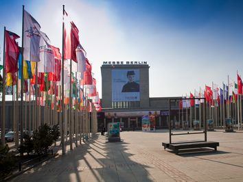 The trade fair ITB is one of the most important tourism trade shows worldwide.