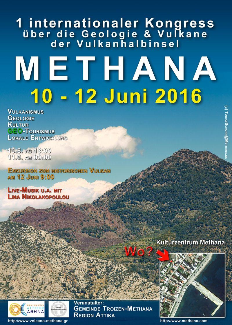 Poster für die Konferenz 2016